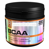 Reflex Nutrition BCAA, Bottle of 200 Caps