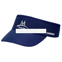 Mission Cooling Visor (Navy Blue)