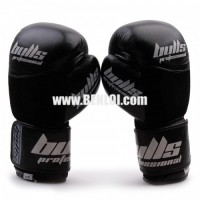 Bulls Premium RDXB001 Boxing Gloves (Black)