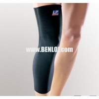 LP 667 Elastic Knee Support (Black) - XL Size