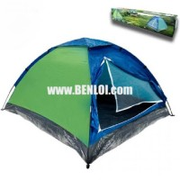 Bobcat 2-Person Monodome Tent With Box (Coated Blue/Green)