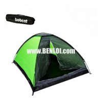 Bobcat 3-Person Monodome Tent Witho Box (Lime Green)