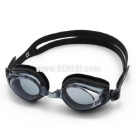 Swimfit Rexanne Swim Googles with Mirror Coating Black and Clear