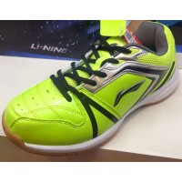 Li-ning AYTL191-2 Badminton Shoes (Yellow/Lime)