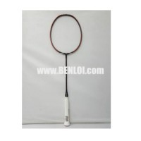 Lining AYPM048-4 G-FORCE 380II SUPER LIGHT Blk Red Badminton Racket