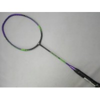 Li-ning Ultra Strong US905 Black Purple Badminton Racket