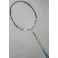 Li-ning Nano Power NP888 Lite Blue Silver Badminton Racket
