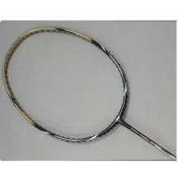 Lining AYPM118-4 Nano Power 805 Black Gold Badminton Racket