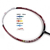 RSL 1250 Badminton Racket (string not included)