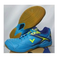 Victor AS35UB Blue Badminton Shoes