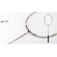 RSL X7 White Badminton Racket