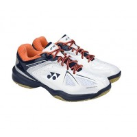 Yonex Power Cushion SHB 35EX White/Orange Badminton Shoes