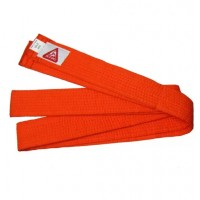 Star AA100 Taekwando Belt Junior (Orange)