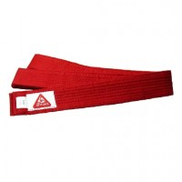 Star AA100 Taekwando Belt Junior (Red)