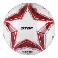 Star Giant Special Soccer Ball (Red)  SB5394C-04