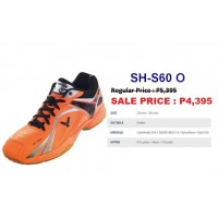 Victor SH-S60 O Badminton Shoes