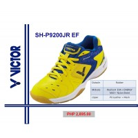 Victor SH P9200JR EF Badminton Shoes for Kids
