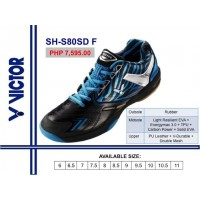 Victor SH S80SD Badminton Shoes