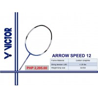 Victor Arrow Speed 12 Badminton Racket