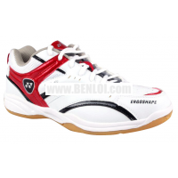 Yonex Excel 47C Badminton Shoes White/Red