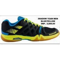 Babolat Shadow Team Men Blue/Yellow/Black Badminton Shoes