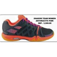Babolat Shadow Team Women Anthracite Pink Badminton Shoes