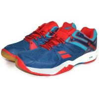 Babolat Shadow Team Men's Badminton Shoes (Dark Blue)