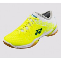 Yonex SHB03 Z LX Yellow Women Badminton Shoes
