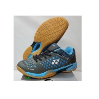 Yonex SUPER ACE 03 Grey/Blue Badminton Shoes