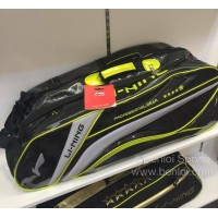 Li-ning ABJK034-1 Black Racket Bag