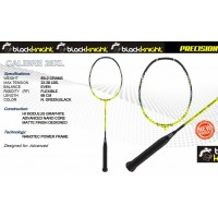 Black Knight Calibre 28XL N. Green, Black Badminton Racket