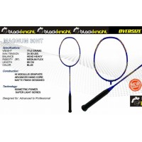 Black Knight MAGNUM 30HT Blue Badminton Racket
