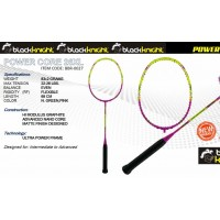 Black Knight Power Core 26XL Badminton Racket