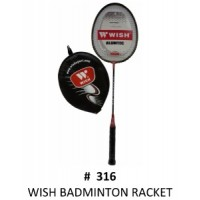 Wish 316 Badminton Racket