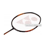 Yonex Duora 33 Orange Red Badminton Racket