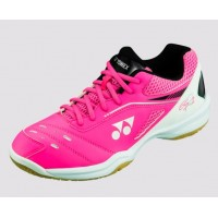 YONEX SHB-65R BRIGHT PINK LADY BADMINTON SHOES