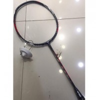 Yonex Duora 77 Red White Badminton Racket
