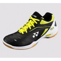 YONEX POWER CUSHION SHB-65ZM BLACK/YELLOW BADMINTON SHOES