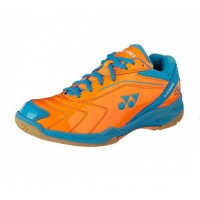Yonex SRCR65R Orange/Blue Badminton Shoes