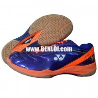 Yonex SRCI 65 R Badminton Shoes (Purple Orange)