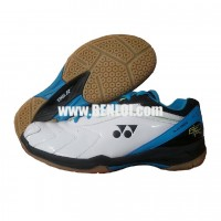 Yonex SRCI 65 R Badminton Shoes (White/Blue/Black)