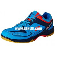 Yonex SRCR 75 Badminton Shoes Navy Blue