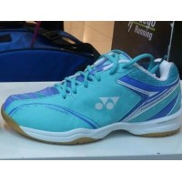 Yonex SHBTC 300 Badminton Shoes Purple Blue
