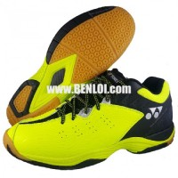 Yonex SRCP CFT Badminton Shoes Lime Green/Black
