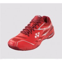 Yonex Power Cushion SHB56EX  Red Badminton Shoes