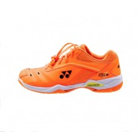 Yonex Power Cushion SHB65ZM Bright Orange Badminton Shoes