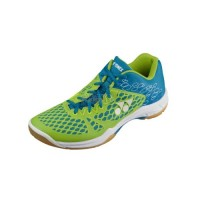 Yonex SHB03EX Ladies Lime/Blue Badminton Shoes