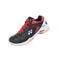 Yonex SHB65XM Black Red Men Power Cushion Badminton Shoes