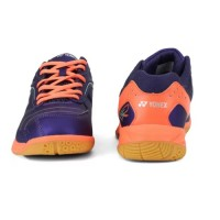 Yonex SRCR65R Purple Orange Badminton Shoes